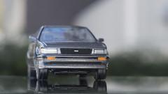 Tomica Limited Vintage Neo Nissan Bluebird (nirmala_l91) Tags: nissan nissanbluebird tomicalimitedvintage tomica tlvn 164 diecast トミカ