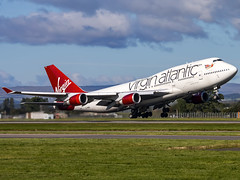Virgin Atlantic Airways | Boeing 747-4Q8 | G-VBIG (Bradley's Aviation Photography) Tags: glasgow glasgowairport egpf gla scotland aviation avgeek aircraft 747 b744 b747 boeing jumbojet virgin virginatlantic gvbig boeing7474q8 virginatlanticairways