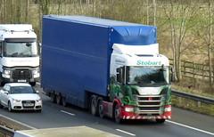 PO68YLR (47604) Tags: po68ylr h5610 eddie stobart scania lorry truck