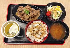 Yakiniku Beef Bento (Nikita Hengbok) Tags: food cuisine meal japanesecuisine japanesefood sashimiandsushi yakinikubeefbento