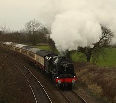 Royal Scot (Jacobite52) Tags: 46100 royalscot lms railway train steam mainlinesteam