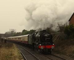 46100 Royal Scot (Jacobite52) Tags: 46100 royalscot lms railway train steam mainlinesteam