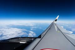 Starlux Airlines A321Neo B-58201 (altinomh) Tags: starlux airlines a321neo b58201 airbus a321 neo taipei inaugural flight macau taiwan new winglet wing view inflight