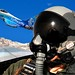 German Airforce Eurofighter Typoon over the Zugspitze from the perspective of an F16 pilot 60004500 300 (Medium)