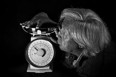 A matter of gravity (Phancurio) Tags: ageing burden gravity bestportraitsaoi