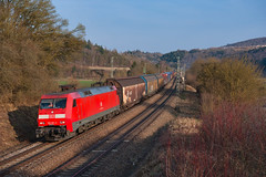 Audizug (Korbinian Eckert) Tags: baureihe 152 siemens db cargo deutsche bahn audizug treuchtlingen outside 011 eisenbahn railway train freight