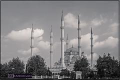 ADANA SABANCI MERKEZ CAMİİ (01dgn) Tags: adanasabancimerkezcamii sabancicamii merkezcamii adana mosque moschee cami holy travel bw sw sb landschaft landscape türkiye türkei turkey sonyilce7