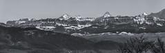 Aussicht in die Berneralpen (Stalder Elsbeth) Tags: berge sw landschaft