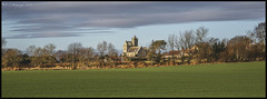 Chirnsode Church & Landscape DSC_4851 (dark-dave) Tags: landscape field scotland church chirnside scottishborders trees