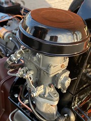 1377cc Type 1 engine built by MarcosVWsupplies (Wouter Duijndam) Tags: 1377cc type 1 engine built by marcosvwsupplies mann aircleaner luchtfilter filter 28pci