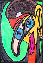 Mascara arte primitivo artista israeli Mirit Ben-Nun (female artwork) Tags: artistic paint painting paintings painter draw drawing drawings woman women feminism femme acrilyc pencils pen markers marker person hand eyes relationship love magical magnetic heart dream friend fantasy main partner soul mate sunshine misterious beautiful complex cultured creative open energetic mirit ben nun people photoadd
