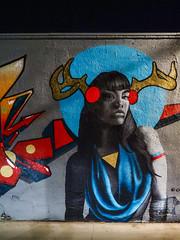 RiNo CRUSH wall (Web-Betty) Tags: rino streetart denver colorado urban urbanlandscape urbanart