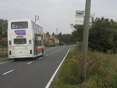 Photo of Stagecoach United Counties F631MSL