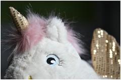 Cuando alguien me dice que vivo en un mundo de fantasía, me río y me caigo del unicornio. (Elena m.d. 12.8 M views.) Tags: new macrofotografia 2010 nikon d7500 texturas
