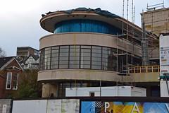 (Zak355) Tags: rothesay isleofbute bute scotland scottish pavilion rothesaypavilion restoration artdeco building