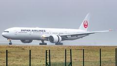 Boeing 777-346(ER) JA736J Japan Airlines (William Musculus) Tags: paris charles de gaulle lfpg cdg roissy roissyenfrance airport aeroport plane airplane spotting william musculus ja736j japan airlines boeing 777346er jl jal 777300er