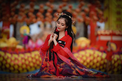 Jittimon Singhey (LegendORC) Tags: sony a7m3 sel85f14gm portrait bangkok thailand chinesedress model
