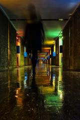 Corbusier walk... (JM@MC) Tags: marseille corbusier square reflet reflection