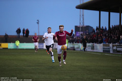 Arbroath 0 - 0 Falkirk - (Scotsman_in_Hawaii) Tags: arbroath scottishfootball scottishcup lichties theredlichties arbroathfc canon5dm3 thewilliamhillscottishcup cup football soccer falkirk gayfield thebairns gayfieldpark cmonthelichties canon1dxmarkii saturday18thjanuary2020