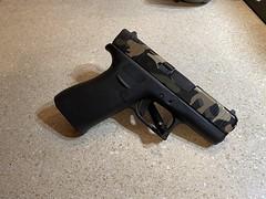 Glock 43 - Cerakote Camo