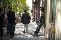 Paris. (Nicolas Winspeare) Tags: urban street candid streetphotography candidstreetphotography streetlife urbanlandscape naturallight outdoor city scene human life expletive society culture lifestyle people moment decisive mood
