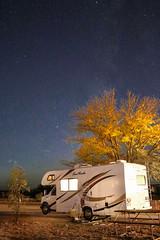 A Night in Seligman Arizona (tomflamy) Tags: nightshot arizona seligman usa rv koa camping longtimeexposure stars