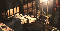 ⚡ The Unkempt.... (Markthedark ϟ) Tags: sl second life ks pandemonium nutmeg housing decor decorating garden blog blogging home building bad unicorn bazar thor scarlet creative cow animals furniture interior design markthedark marked smile you r amazing