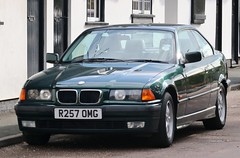 R257 OMG (2) (Nivek.Old.Gold) Tags: 1998 bmw 323i auto coupe 2494cc