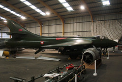 1956 Hawker Hunter F.51 G-9-441 / E-419 - North East Air Museum - Sunderland 2020 (anorakin) Tags: 1956 hawker hunter f51 g9441 e419 northeastairmuseum sunderland 2020