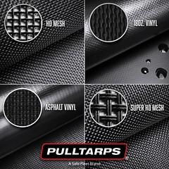 Pulltarps Tarps (pulltarpsmanufacturing) Tags: tarps tarping materials vinyl mesh hd