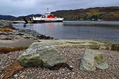 Loch Bhrusda (Zak355) Tags: rothesay isleofbute bute scotland scottish calmac ferry ferries lochbhrusda riverclyde ship boat rhubodach