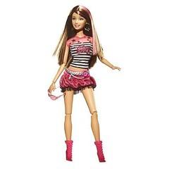Barbie Fashionistas Sassy (R9882) (The Doll Cafe) Tags: stockphotograph barbiefashionistas barbiefashionistassassy r9882 2009
