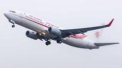 Boeing 737-8D6(WL) 7T-VKK Air Algérie (William Musculus) Tags: paris charles de gaulle lfpg cdg roissy roissyenfrance airport aeroport plane airplane spotting william musculus 7tvkk air algérie boeing 7378d6wl ah dah 737800