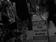 Night Psychic (krista ledbetter) Tags: newyorkcity city street nyc manhattan