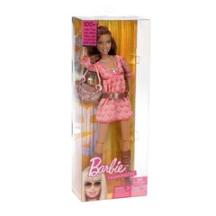 Barbie Fashionistas Sassy (R9883) (The Doll Cafe) Tags: stockphotograph barbiefashionistas barbiefashionistasartsy r9883 2009
