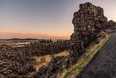 Þingvallavatn (Andrea.Mora) Tags: þingvallavatn landscape colors sunlight sunset walking outdoor iceland islanda north park nikon d7500 nature