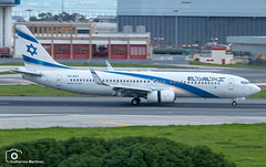 El Al Israel Airlines (Guilherme_Martinez) Tags: aircraft airbus airbuslovers adorable sky summer sun sunset follow family followme lisboa love lisbon lovers like planespotting passion governamental light hobbie holidays hobby hifly beautiful best boeing boeinglovers clouds cool cargo