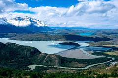 Torres Del Paine, Mirador Ferreira (skweeky ツ) Tags: chile chili park parque del fuji cloudy national viewpoint nacional mirador torres paine ferreira 1655 xt3