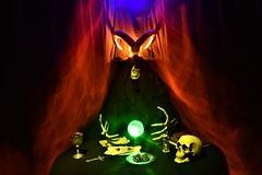 (sagittairagon76) Tags: bouledecristal lightpainting longexposure divination