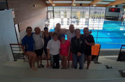 Compétition Maîtres  - 18-19 janvier 2020 - Blois - 25m