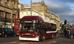 Photo of Lothian 24 BT14DKU Edinburgh 28 October 2019