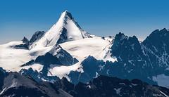 Dent d`Herens, 4171m (Robert J Heath) Tags: penninealpsnendaz siviez verbier valais wallis svizzera schweiz switzerland mountain landscape peak gipfel summit arete snow alpine