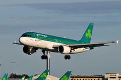 EI-DVG A320-214 Aer Lingus (eigjb) Tags: eidvg a320214 aer lingus dublin airport ireland collinstown eidw irish a320 international jet transport airliner plane spotting aviation aircraft airplane aeroplane st flannan