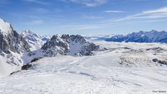 winter mountains above the clouds (peter-goettlich) Tags: snow mountains clouds summit winter austria tirol biberwier ehrwald inntal miemingerkette schnee berge wolken gipfel österreich
