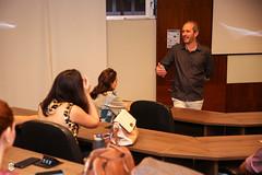 CRÉDITO - DA FOTO (BRUNO BRESSAM) (uniforcomunica) Tags: aula inaugural mestrado profissional odontologia universidade de fortaleza bruno bressam