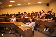 CRÉDITO - DA FOTO (BRUNO BRESSAM)-6 (uniforcomunica) Tags: aula inaugural mestrado profissional odontologia universidade de fortaleza bruno bressam