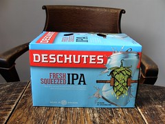 Deschutes Fresh Squeezed IPA (knightbefore_99) Tags: beer cerveza pivo tasty hops malt awesome great drink bottle craft usa deschutes fresh squeezed ipa india pale ale box