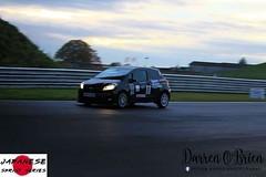 Dusk descends on the track (Snetterton) (team.yarace) Tags: teamyarace toyota yaris vitz gazooracing snetterton sprinting