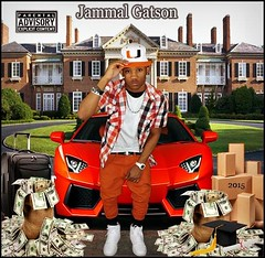 Jammal Gatson Art Work (ohthatsjammal) Tags: jammal gatson art work creation colors graphic design graphicdesign jammalgatson farmerville louisiana atlanta mixtape cover flyers mixtapecovers