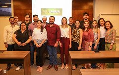 CRÉDITO - DA FOTO (BRUNO BRESSAM)-7 (uniforcomunica) Tags: aula inaugural mestrado profissional odontologia universidade de fortaleza bruno bressam